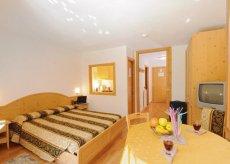 Aparthotel Princess - Val di Fassa/Trevalli - Itálie, Canazei - Lyžařské zájezdy - Summit Tour