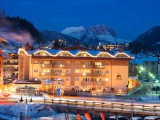 Residence Adler - Val di Fassa/Trevalli - Itálie, Moena - Lyžařské zájezdy - Summit Tour