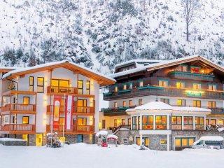 Rodinný hotel Rohregger