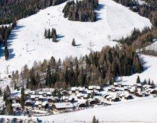 Kirchleiten Dorf Grosswild
