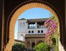 Španělsko - okruh s pobytem v Andalusii