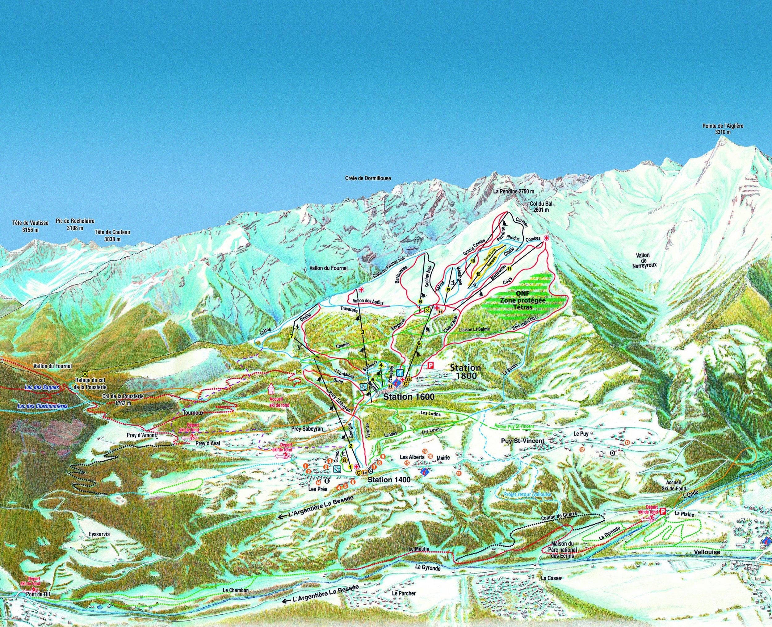 Puy Sant Vincent
