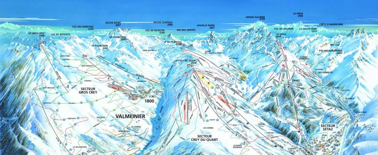 Valmeinier / Valloire